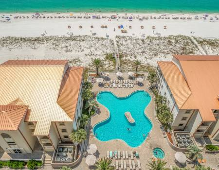 Beach Club Indoor Pool Pensacola Beach, FL